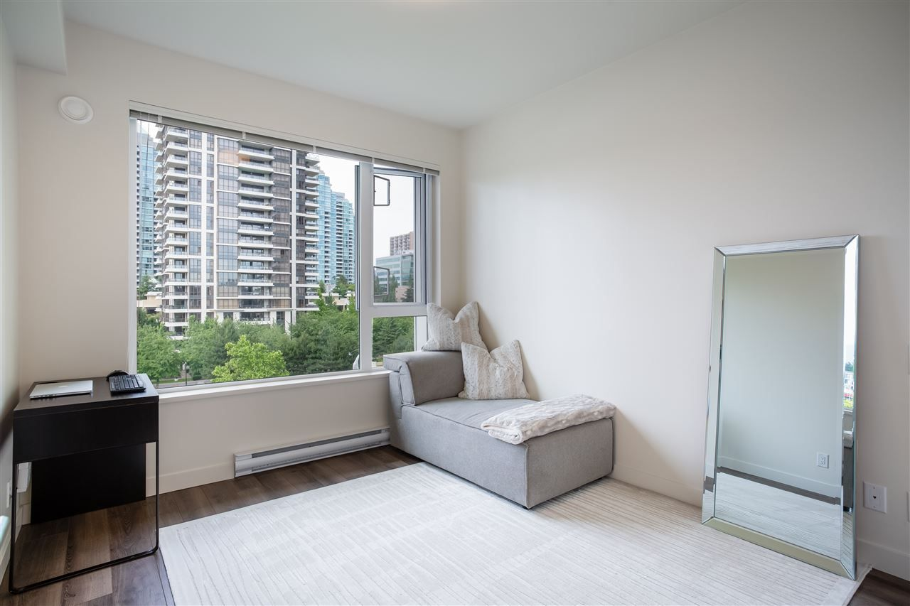 Photo 9: Photos: 602 2188 MADISON AVENUE in Burnaby: Brentwood Park Condo for sale (Burnaby North)  : MLS®# R2467995