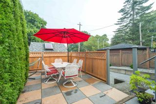 Photo 35: 3681 MONMOUTH AVENUE in Vancouver: Collingwood VE House for sale (Vancouver East)  : MLS®# R2500182