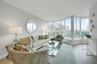 """Photo 3: 405 1490 PENNYFARTHING Drive in Vancouver: False Creek Condo for sale in """"Harbour Cove"""" (Vancouver West)  : MLS®# R2615809"""