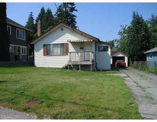 Photo 1: 121 DEBECK Street in New_Westminster: Sapperton House for sale (New Westminster)  : MLS®# V770081