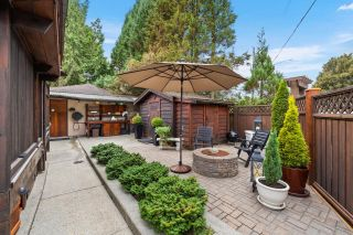 Photo 38: 812 ROBINSON Street in Coquitlam: Coquitlam West House for sale : MLS®# R2603467