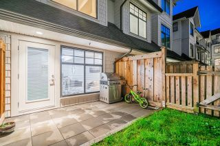 Photo 2: 3 5178 SAVILE Row in Burnaby: Burnaby Lake Townhouse for sale (Burnaby South)  : MLS®# R2624872
