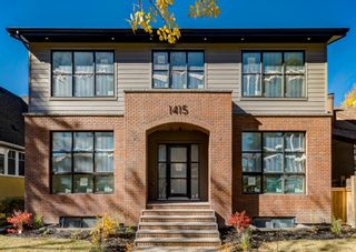 Photo 1: 1415 5 Street NW in Calgary: Rosedale Detached for sale : MLS®# A1147874