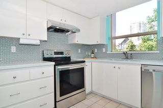 """Photo 10: 306 1189 EASTWOOD Street in Coquitlam: North Coquitlam Condo for sale in """"THE CARTIER"""" : MLS®# R2188692"""