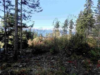 Photo 4: LOT 105 JOHNSTON HEIGHTS ROAD in Sunshine Coast: Home for sale : MLS®# R2244687