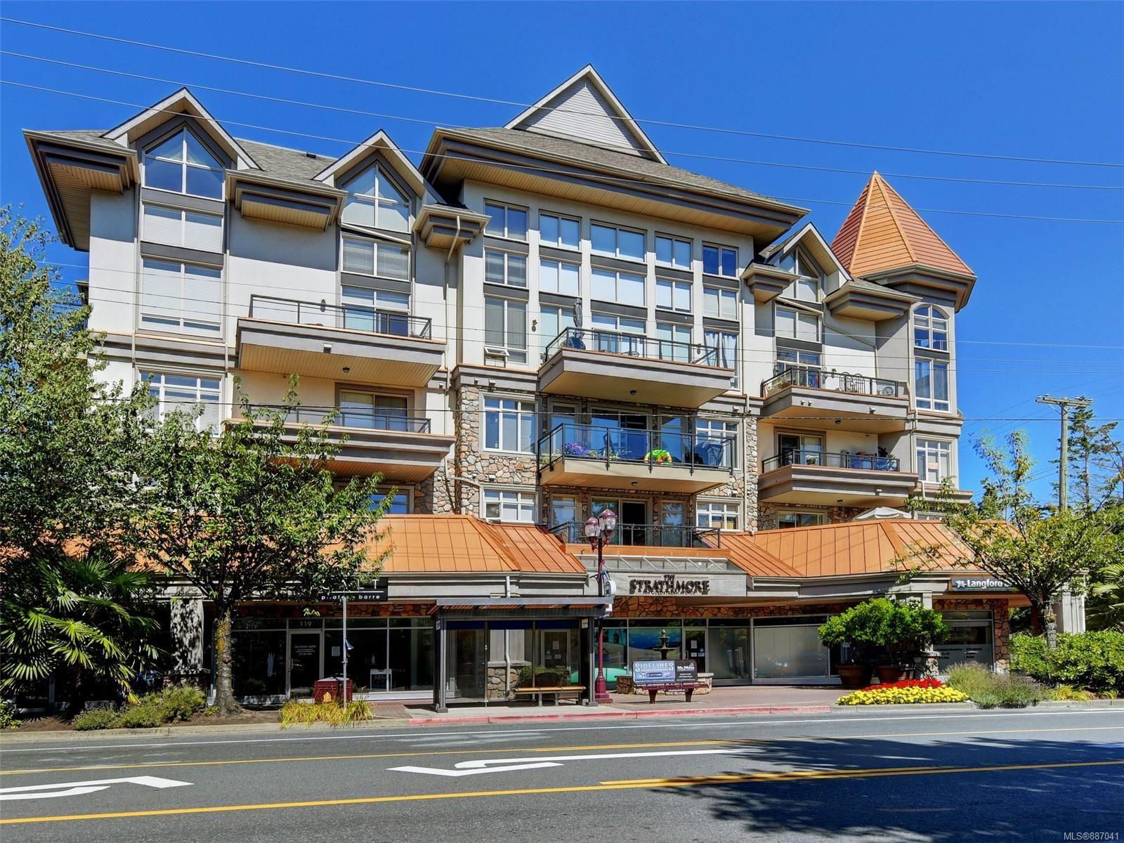 Main Photo: 409 866 Goldstream Ave in : La Goldstream Condo for sale (Langford)  : MLS®# 887041