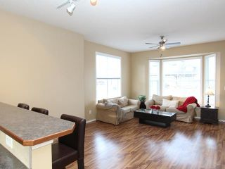 Photo 8: 301 703 LUXSTONE Square: Airdrie Townhouse for sale : MLS®# C3642504