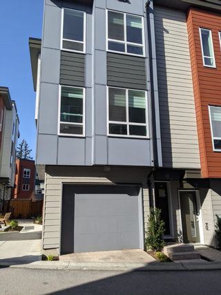 """Main Photo: 6 1670 160 Street in Surrey: King George Corridor Townhouse for sale in """"ISOLA"""" (South Surrey White Rock)  : MLS®# R2627812"""