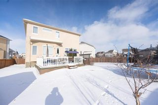 Photo 40: 23 Copperfield Bay in Winnipeg: Bridgwater Forest Residential for sale (1R)  : MLS®# 202102442
