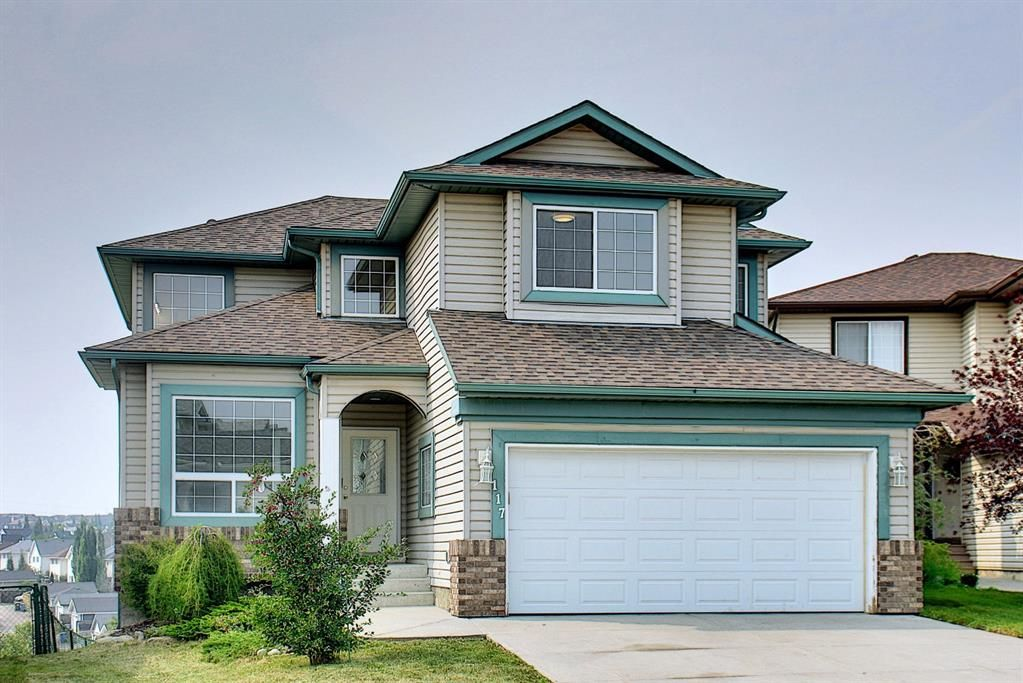 Main Photo: 117 Tuscarora Circle NW in Calgary: Tuscany Detached for sale : MLS®# A1136293