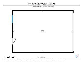 Photo 42: 5061 STANTON Drive in Edmonton: Zone 53 House Half Duplex for sale : MLS®# E4250315