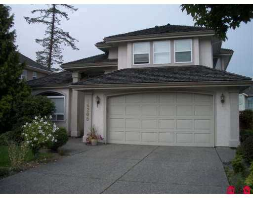 """Main Photo: 16205 110TH Avenue in Surrey: Fraser Heights House for sale in """"FRASER HEIGHTS"""" (North Surrey)  : MLS®# F2722605"""