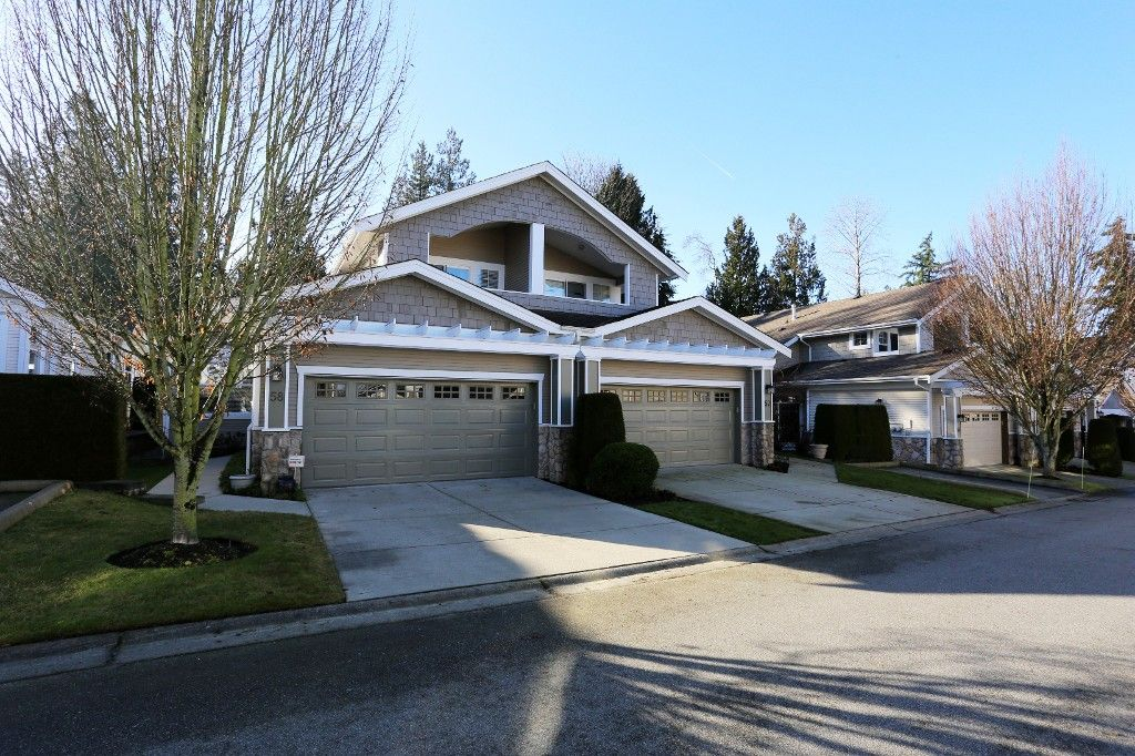 """Main Photo: 58 3500 144TH Street in Surrey: Elgin Chantrell Townhouse for sale in """"THE CRESCENT"""" (South Surrey White Rock)  : MLS®# F1430001"""