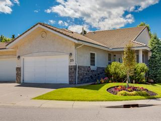 Photo 1: 25 PUMP HILL Landing SW in Calgary: Pump Hill Semi Detached for sale : MLS®# A1013787