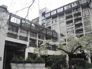 """Photo 1: 603 850 BURRARD Street in Vancouver: Downtown VW Condo for sale in """"THE RESIDENCES AT 850 BURRARD"""" (Vancouver West)  : MLS®# V816991"""