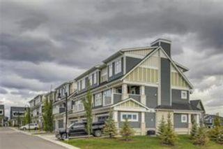 Photo 2: 296 Silverado Plains Park SW in Calgary: Silverado Row/Townhouse for sale : MLS®# A1065666