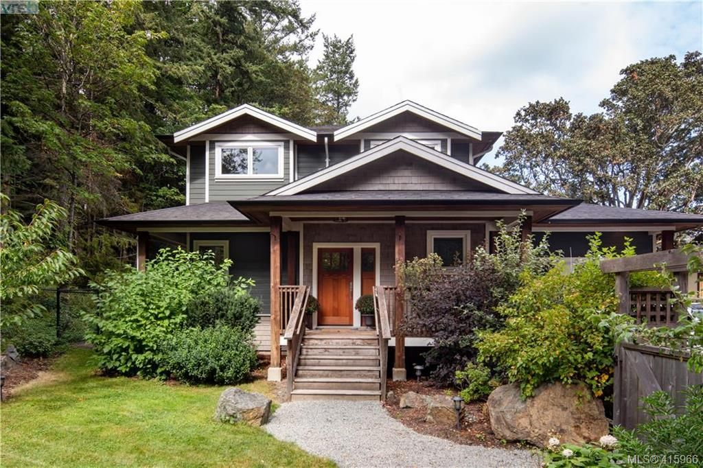 Main Photo: 436 Conway Rd in VICTORIA: SW Prospect Lake House for sale (Saanich West)  : MLS®# 825161