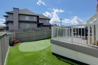 Photo 39: 748 ADAMS Way in Edmonton: Zone 56 House for sale : MLS®# E4228821