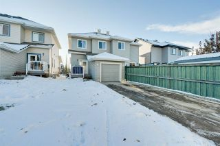 Photo 32: 1541 RUTHERFORD Road in Edmonton: Zone 55 House Half Duplex for sale : MLS®# E4228233