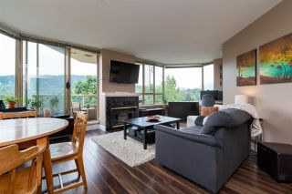 "Photo 2: 604 738 FARROW Street in Coquitlam: Coquitlam West Condo for sale in ""THE VICTORIA"" : MLS®# R2517555"