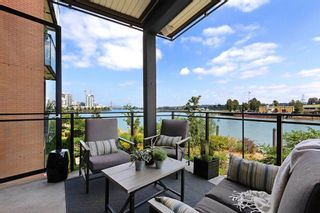 """Photo 17: 212 220 SALTER Street in New Westminster: Queensborough Condo for sale in """"GLASSHOUSE"""" : MLS®# R2294293"""