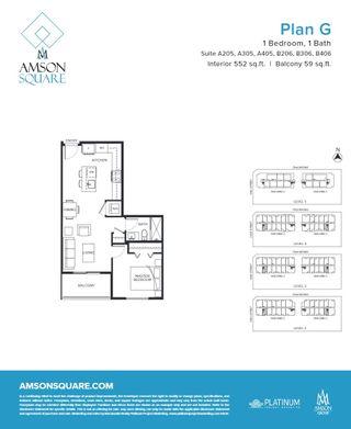 "Photo 4: A405 14418 72 Avenue in Surrey: West Newton Condo for sale in ""Amson Square"" : MLS®# R2604394"