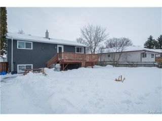 Photo 15: 358 Dalhousie Drive in Winnipeg: Fort Richmond Residential for sale (1K)  : MLS®# 1703003