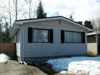 Photo 1: 2479 LISGAR Crescent in Prince George: Westwood House for sale (PG City West (Zone 71))  : MLS®# N208831