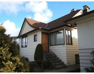 Photo 1: 1518 E 33RD Avenue in Vancouver: Knight House for sale (Vancouver East)  : MLS®# V752684
