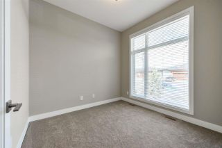 Photo 27: 910 WOOD Place in Edmonton: Zone 56 House Half Duplex for sale : MLS®# E4239285