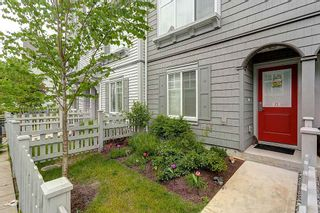 "Photo 2: 21 5858 142 Street in Surrey: Sullivan Station Townhouse for sale in ""Brooklyn Village"" : MLS®# R2072370"