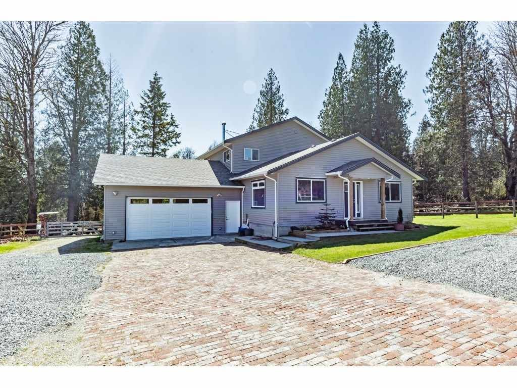 """Main Photo: 30886 DEWDNEY TRUNK Road in Mission: Stave Falls House for sale in """"Stave Falls"""" : MLS®# R2564270"""