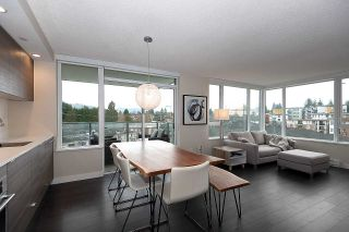 """Photo 4: 703 602 COMO LAKE Avenue in Coquitlam: Coquitlam West Condo for sale in """"UPTOWN 1 BY BOSA"""" : MLS®# R2587735"""