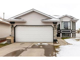 Photo 1: 317 CITADEL HILLS Circle NW in Calgary: Citadel House for sale : MLS®# C4112677
