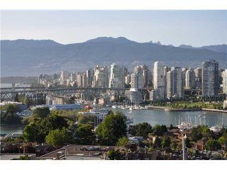 "Photo 1: 808 1068 W BROADWAY in Vancouver: Fairview VW Condo for sale in ""THE ZONE"" (Vancouver West)  : MLS®# V852760"