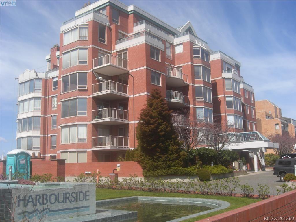 Main Photo: 102 636 Montreal St in : Vi James Bay Condo for sale (Victoria)  : MLS®# 499833