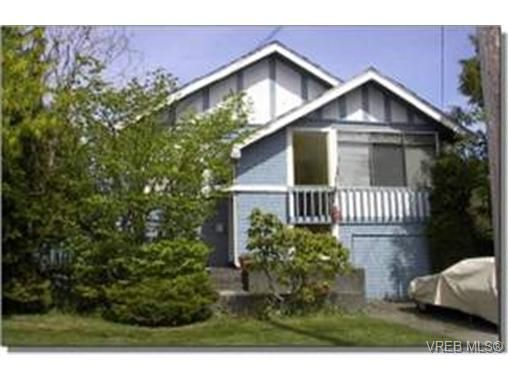 Main Photo: 2238 Windsor Rd in VICTORIA: OB South Oak Bay House for sale (Oak Bay)  : MLS®# 336915