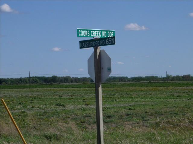 Main Photo: 0 Cooks Creek Road in OAKBANK: Anola / Dugald / Hazelridge / Oakbank / Vivian Residential for sale (Winnipeg area)  : MLS®# 1010380