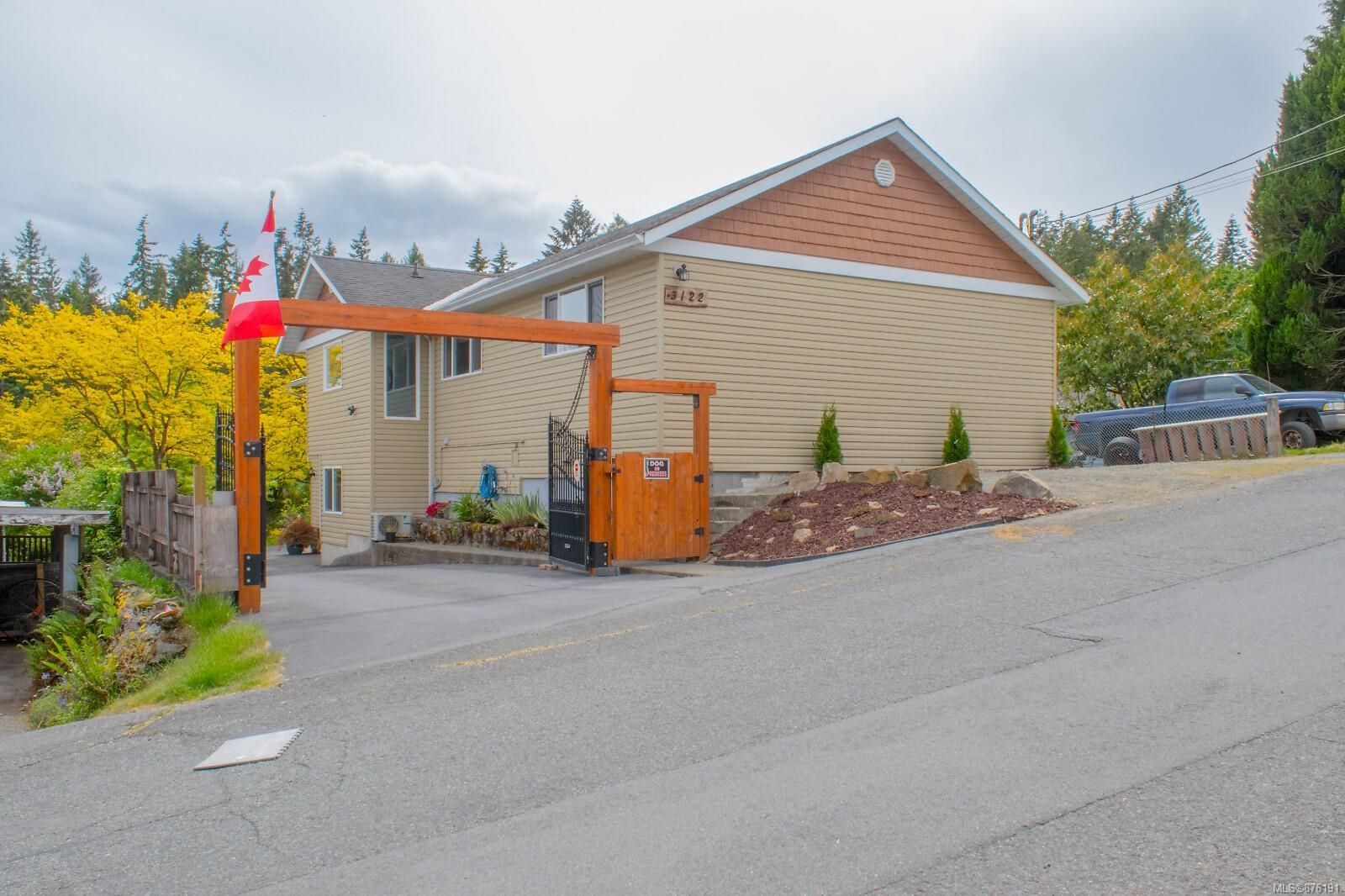 Main Photo: 3122 Chapman Rd in : Du Chemainus House for sale (Duncan)  : MLS®# 876191