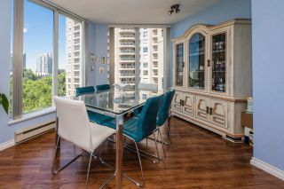 """Photo 7: 505 1135 QUAYSIDE Drive in New Westminster: Quay Condo for sale in """"ANCHOR POINTE"""" : MLS®# R2611511"""