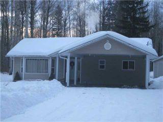 """Photo 1: 4407 HANET Road in Prince George: Old Summit Lake Road House for sale in """"OLD SUMMIT LAKE RD"""" (PG City North (Zone 73))  : MLS®# N215656"""