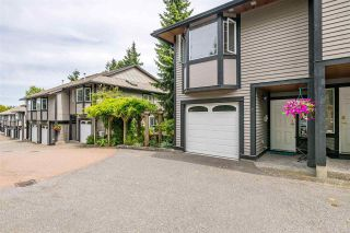"""Photo 1: 7 1828 LILAC Drive in Surrey: King George Corridor Townhouse for sale in """"Lilac Green"""" (South Surrey White Rock)  : MLS®# R2391831"""