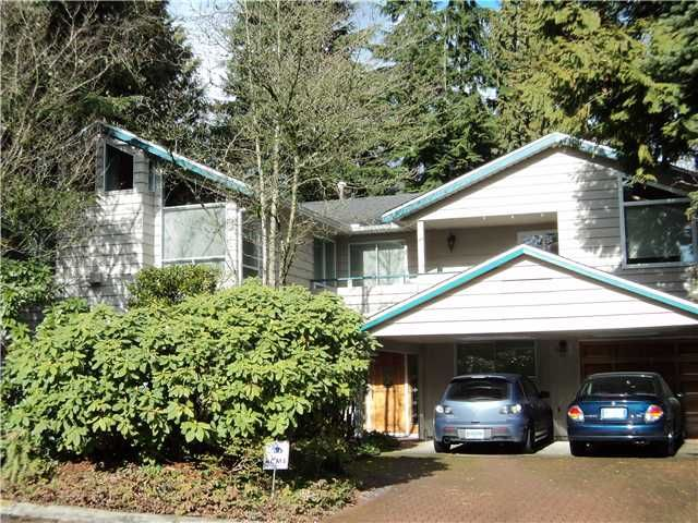 Main Photo: 437 MCGILL DR in Port Moody: College Park PM House for sale : MLS®# V1047919
