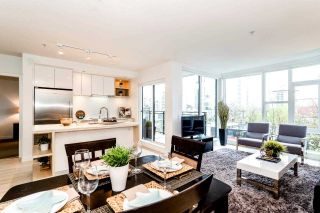 "Photo 6: 308 111 E 3RD Street in North Vancouver: Lower Lonsdale Condo for sale in ""The Versatile Building"" : MLS®# R2263071"