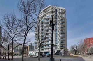 Main Photo: 903 10504 99 Avenue in Edmonton: Zone 12 Condo for sale : MLS®# E4235963