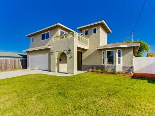 Photo 1: CLAIREMONT House for sale : 4 bedrooms : 4821 Mount Bigelow Drive in San Diego