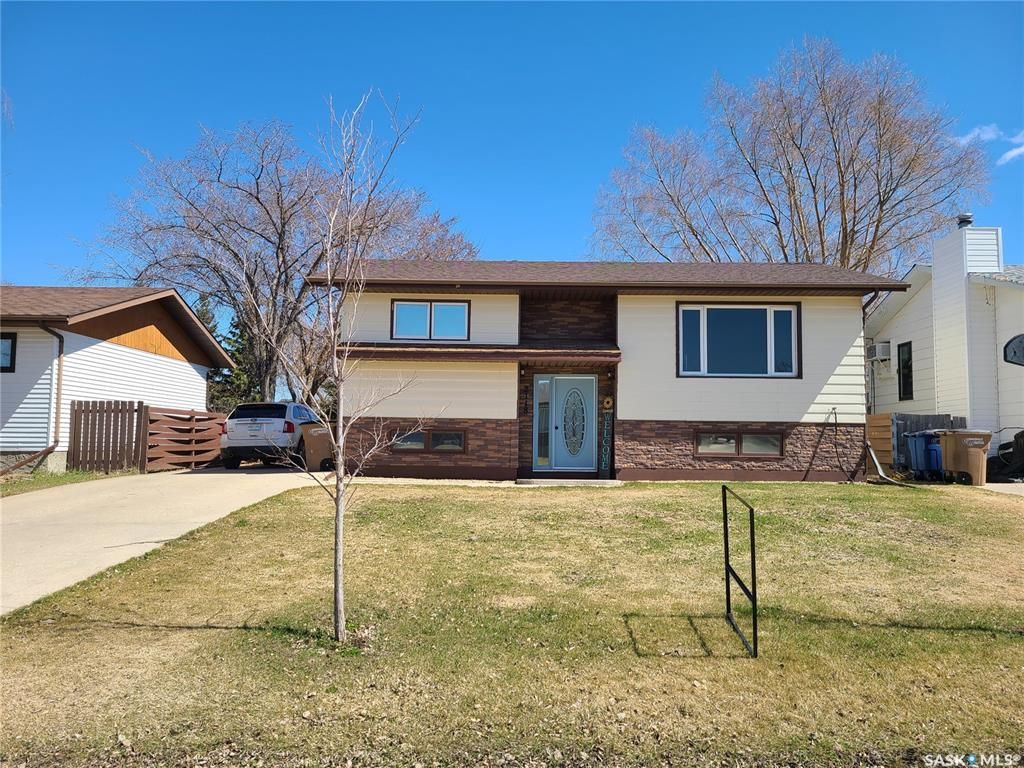 Main Photo: 2118 98TH Street in Tisdale: Residential for sale : MLS®# SK847155