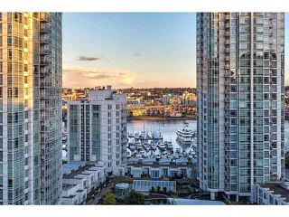 """Photo 16: 1502 1177 PACIFIC Boulevard in Vancouver: Yaletown Condo for sale in """"PACIFIC PLAZA"""" (Vancouver West)  : MLS®# V1122980"""