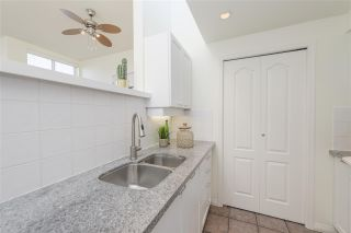 "Photo 8: 203 657 W 7TH Avenue in Vancouver: Fairview VW Townhouse for sale in ""The Ivys"" (Vancouver West)  : MLS®# R2438858"