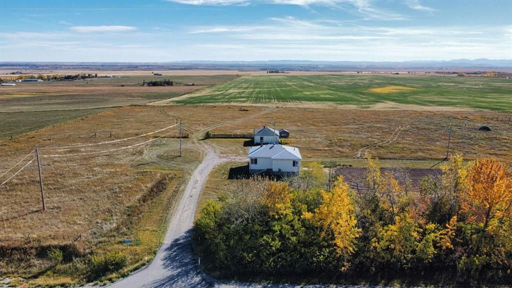 Main Photo: 16121 434 Avenue E: Rural Foothills County Detached for sale : MLS®# A1148962